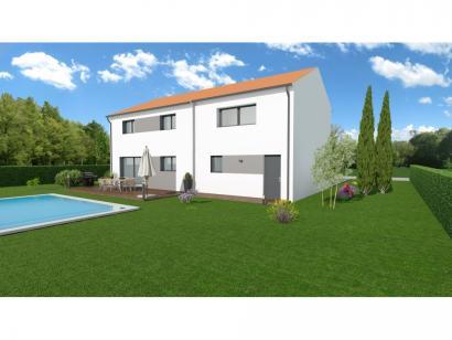 Maison neuve  à  Amnéville (57360)  - 249000 € * : photo 2