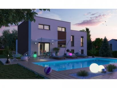 Maison neuve  à  Évrange (57570)  - 460000 € * : photo 2