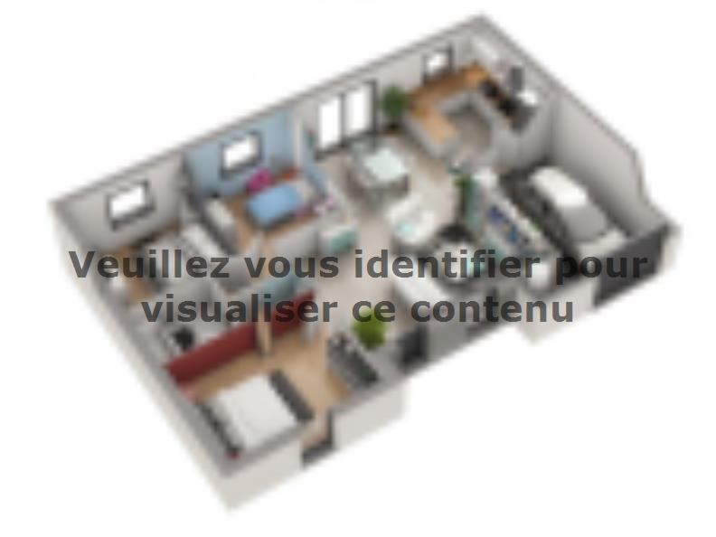 Maison neuve Ritzing 345000 € * : vignette 1