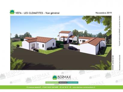 Modèle de maison Vente maison neuve 3 chambres - Les villas LES CLE 3 chambres  : Photo 2
