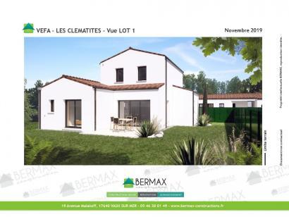 Modèle de maison Vente maison neuve 3 chambres - Les villas LES CLE 3 chambres  : Photo 3