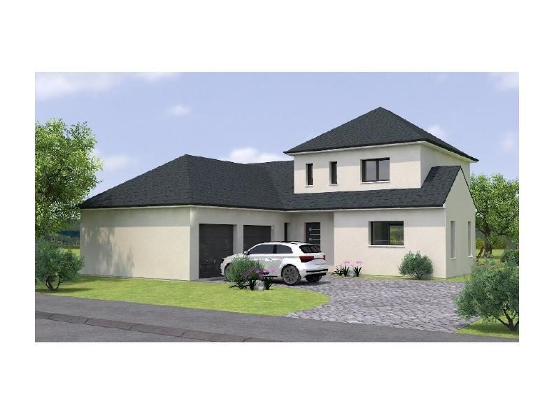 Modèle de maison R119122-3GI : Vignette 1
