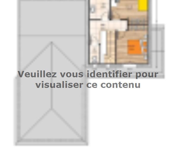 Plan de maison R119122-3GI : Vignette 1
