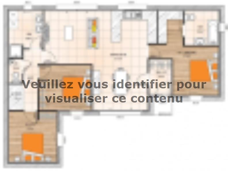 Plan de maison PPL1996-3 : Vignette 1