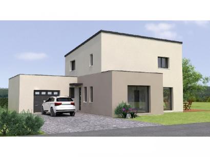 Modèle de maison R119137-3BGA 4 chambres  : Photo 1