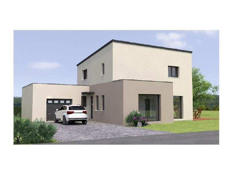 Modèle de maison R119137-3BGA : Vignette 1