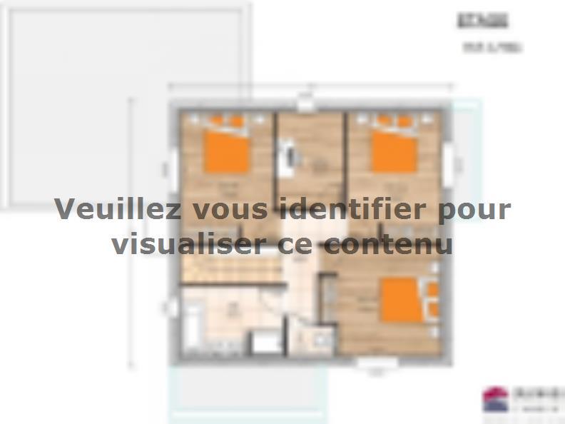 Plan de maison R119137-3BGA : Vignette 1