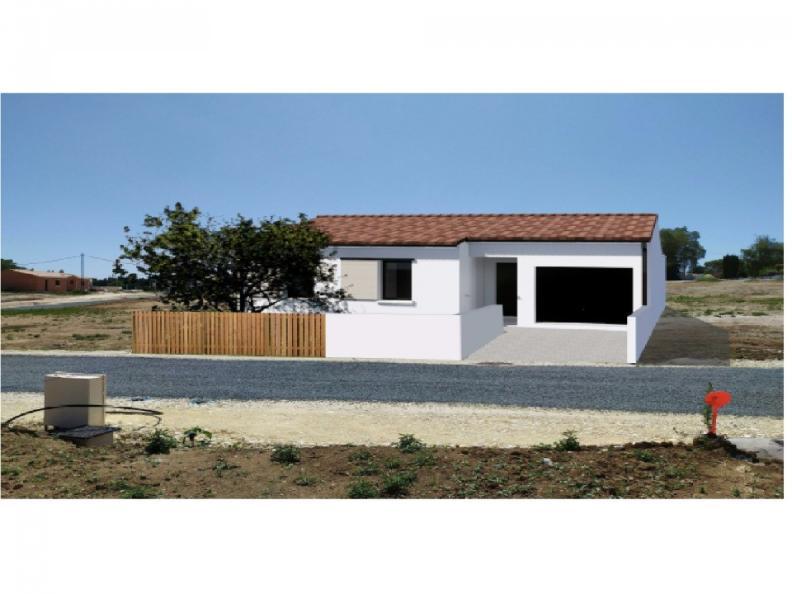 Modèle de maison Vente maison neuve 3 chambres - Villa LE CORMIER 3 : Vignette 1