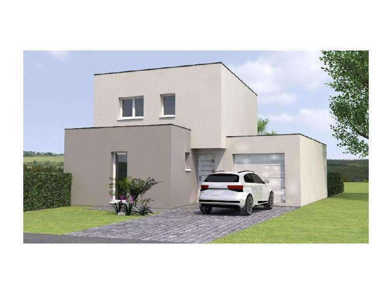 Modèle de maison R1TT2097-4GA : Vignette 1