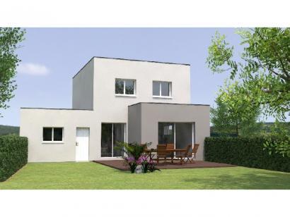 Modèle de maison R1TT2097-4GA 4 chambres  : Photo 2