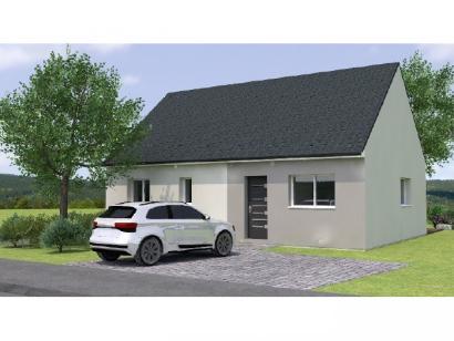 Modèle de maison PP2080-2B 2 chambres  : Photo 1