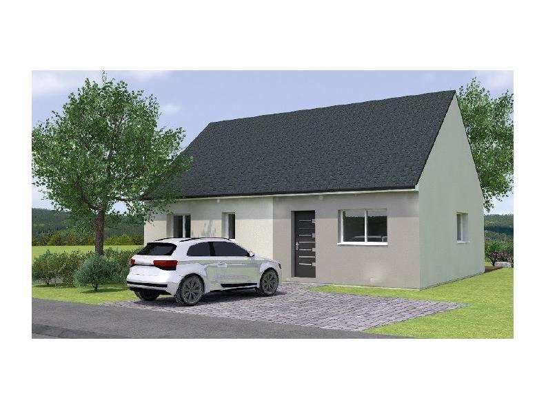 Modèle de maison PP2080-2B : Vignette 1