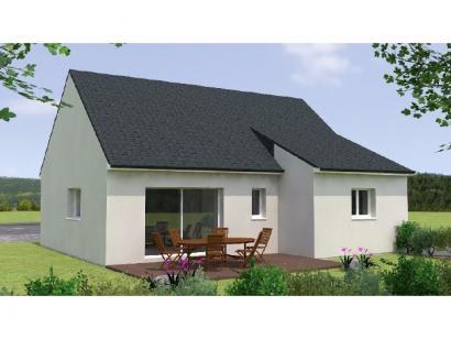Modèle de maison PP2080-2B 2 chambres  : Photo 2