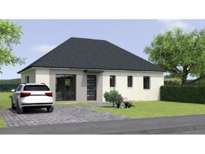 Modèle de maison PP20106-2B 2 chambres  : Photo 1