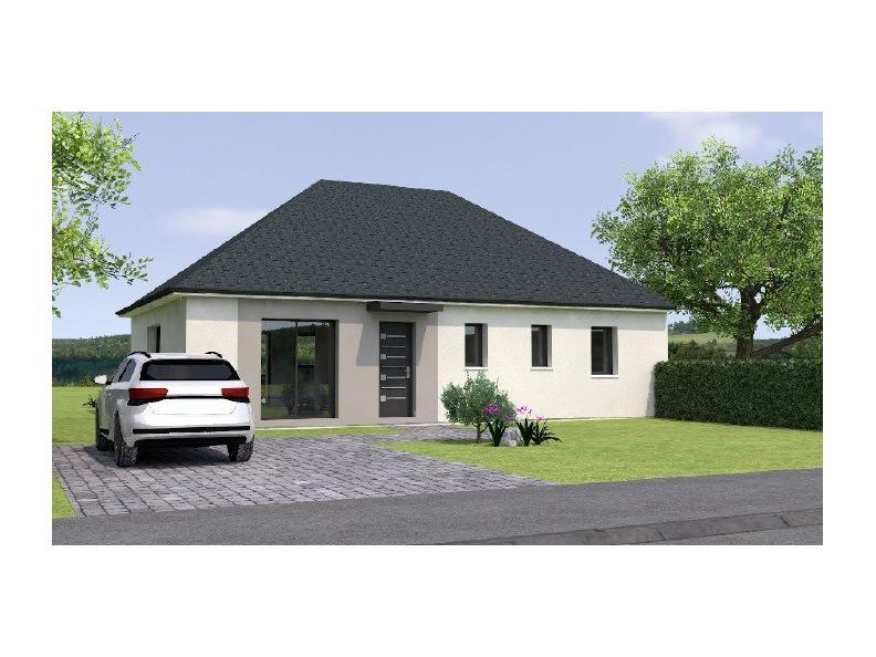 Modèle de maison PP20106-2B : Vignette 1