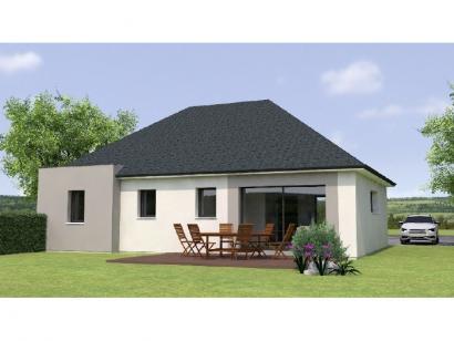 Modèle de maison PP20106-2B 2 chambres  : Photo 2