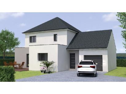 Modèle de maison R120125-4GA 4 chambres  : Photo 1