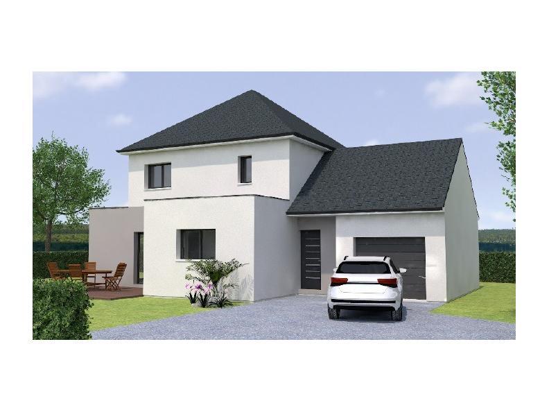 Modèle de maison R120125-4GA : Vignette 1
