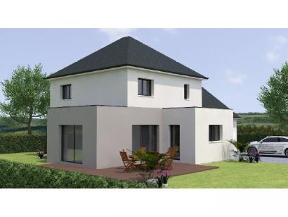 Modèle de maison R120125-4GA 4 chambres  : Photo 2