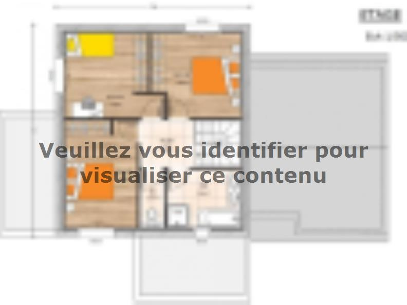 Plan de maison R120125-4GA : Vignette 2