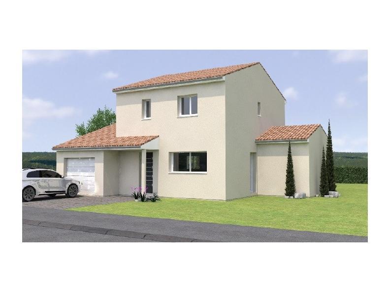 Modèle de maison R119106-4GI : Vignette 1