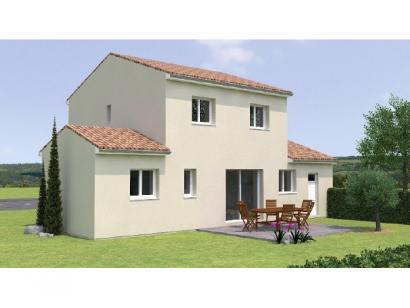 Modèle de maison R119106-4GI 3 chambres  : Photo 2