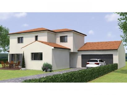 Modèle de maison R119150-4GA 4 chambres  : Photo 1