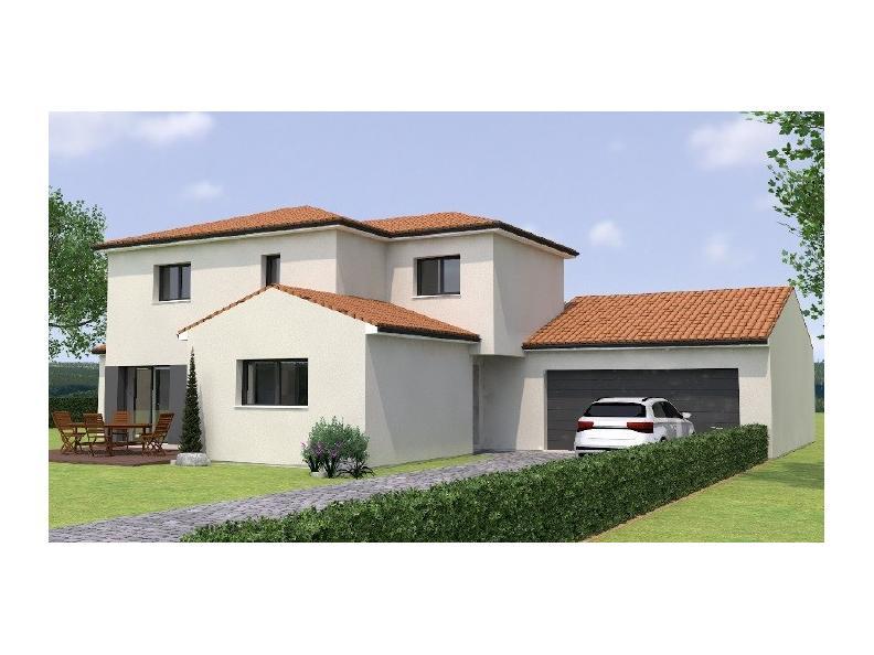 Modèle de maison R119150-4GA : Vignette 1