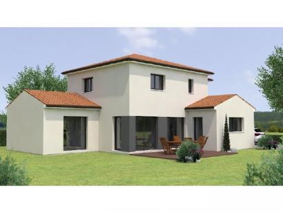 Modèle de maison R119150-4GA 4 chambres  : Photo 2
