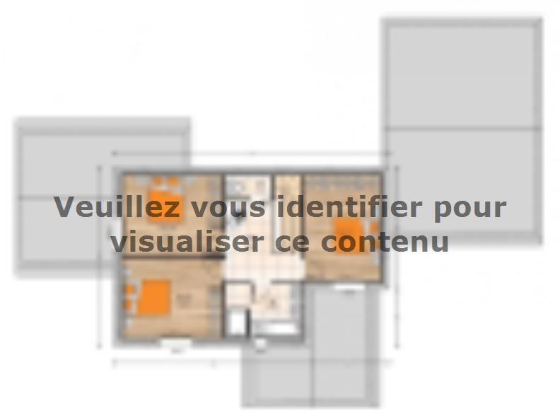 Plan de maison R119150-4GA : Vignette 2