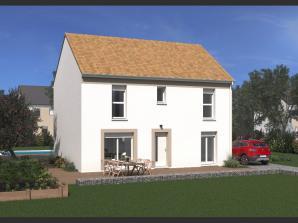 Maison neuve à Fontenay-Trésigny (77610)<span class='prix'> 276000 €</span> 276000