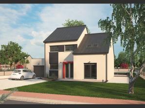 Maison neuve à Fontenay-Trésigny (77610)<span class='prix'> 347000 €</span> 347000