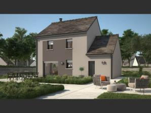 Maison neuve à Fontenay-Trésigny (77610)<span class='prix'> 228077 €</span> 228077