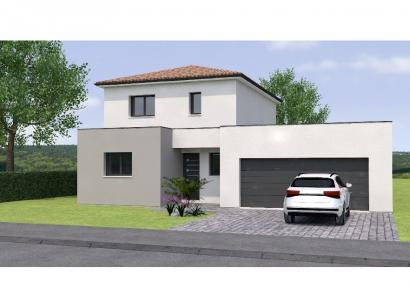 Modèle de maison R120124-3M-GI 3 chambres  : Photo 1