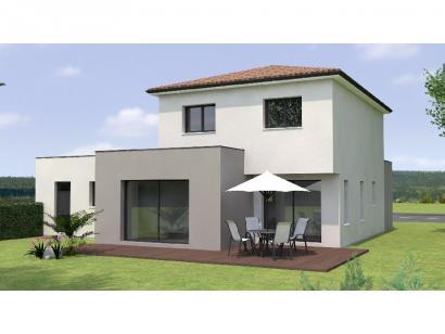 Modèle de maison R120124-3M-GI 3 chambres  : Photo 2