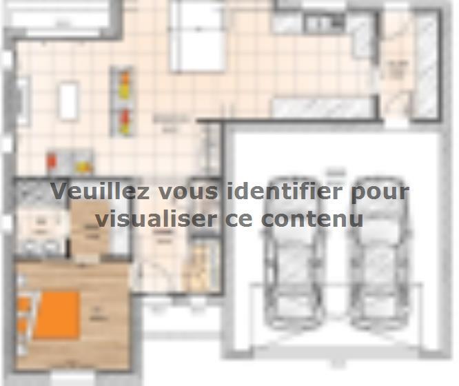 Plan de maison R120124-3M-GI : Vignette 1