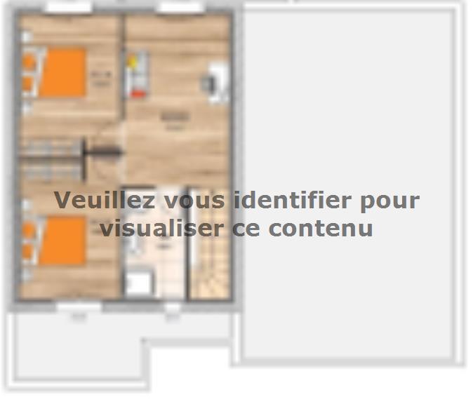 Plan de maison R120124-3M-GI : Vignette 2