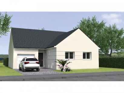Modèle de maison PPL2088-3GI 3 chambres  : Photo 1