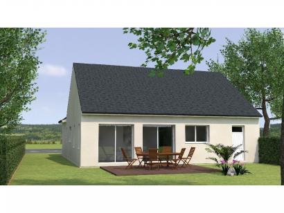 Modèle de maison PPL2088-3GI 3 chambres  : Photo 2