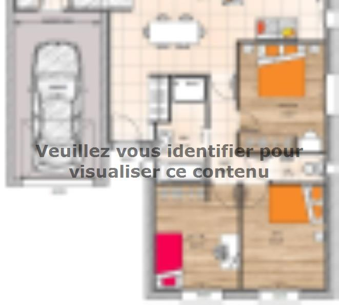 Plan de maison PPL2088-3GI : Vignette 1