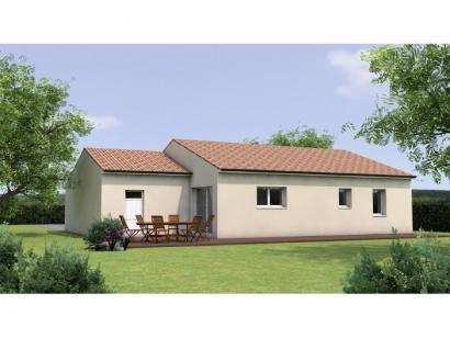 Modèle de maison PP1995-3GA 3 chambres  : Photo 2
