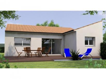 Modèle de maison PP1993-3GI 3 chambres  : Photo 2