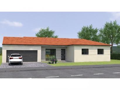 Modèle de maison PPL19127-4GI 4 chambres  : Photo 1