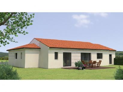 Modèle de maison PPL19127-4GI 4 chambres  : Photo 2