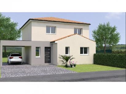 Modèle de maison R119132-5B 5 chambres  : Photo 1