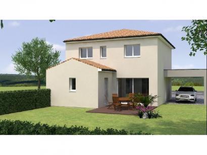Modèle de maison R119132-5B 5 chambres  : Photo 2