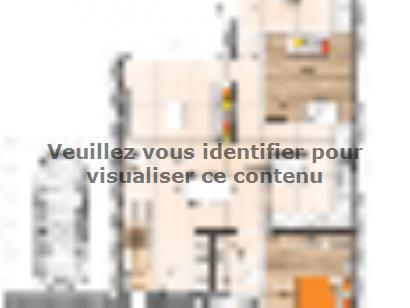 Plan de maison R119132-5B 5 chambres  : Photo 1