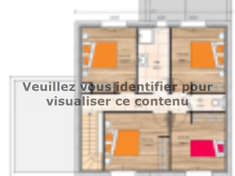 Plan de maison R119132-5B : Vignette 2