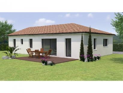 Modèle de maison PPL19117-3BGI 3 chambres  : Photo 2