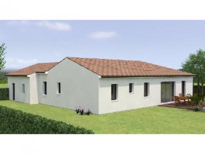 Modèle de maison PPL19117-3BGI 3 chambres  : Photo 3